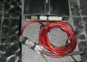 Vendo excelente equipo de audio para autos
