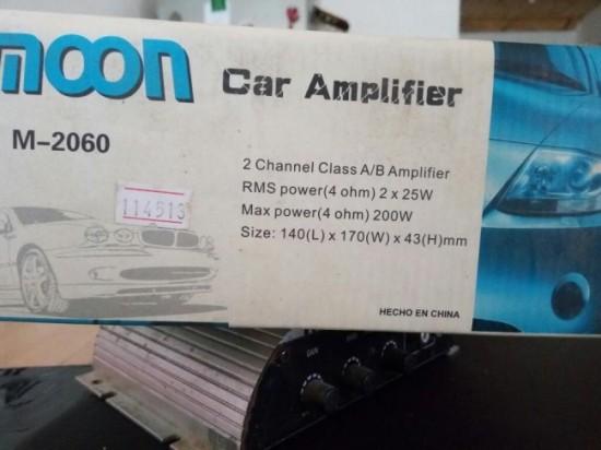 Vendo Excelente Potencia 200 Watt