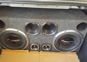 Oportunidad!. equipo de audio para auto