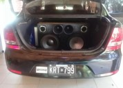 Vendo excelente audio car