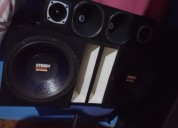 Excelente audio car selenium 12