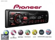 Pioneer mvh85ub nuevos en caja