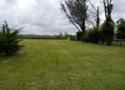 hermoso terreno!