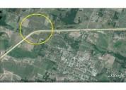Vende 18 hectáreas sobre autovía