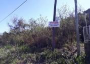 Vende terreno en paso de la patria excelente ubicacion