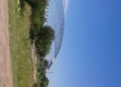 Vendo excelente terreno con estructura de galpon