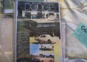 * manual de taller dodge 1970 * gtx +coronado+ gt + polara sedan