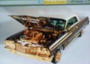 * coleccionables vende autos a escala 1-64 * nuevos / importados *