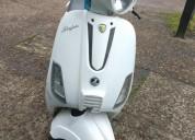 Vendo moto zanella 125