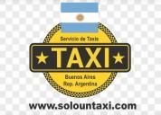 Servicio de taxis al aeropuerto ezeiza