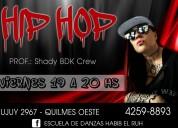 Clases de hip hop en quilmes oeste - zona sur