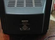 Televisor sanyo 20 funcionando con control original