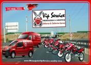 Vip service mensajeria