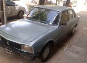 Peugeot 50 nafta 1987 al dia 28000 pesos