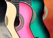 clases de guitarra y canto villa del parque