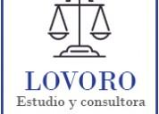 Estudio y consultora jurídica lavoro