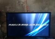 Vendo tv smart sanyo 32 pulgadas.