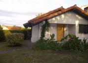 casa en mar del plata 3 amb  carpa en balneario de punta mogotes.
