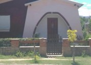 Alquilo excelente casa mina clavero