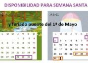 Quinta en barrio privado feriados de marzo,abril y mayo