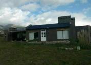 Alquilo excelente casa en tafi del valle p 8 perso