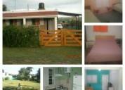 Alquilo casa con dos habitaciones