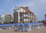 departamento de 1 ambiente frente al mar a 300mts del centro