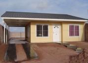 Casa vivienda casa industrializada prefabricada dos dormitorios