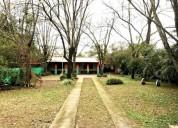 Casa quinta 2 dormitorios amplio terreno