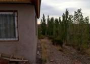 Vendo linda casa con terreno