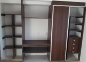 Departamentos de un dormitorio.