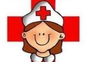 Cuidadora domiciliaria auxiliar enfermeria.