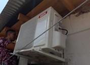 Oferta en instalacion aire acondicionado, contactarse.