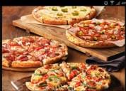 Se necesita maestro pizzero con experiencia. contactarse.
