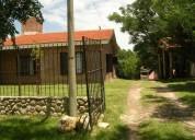 Alquilo casa y departamentos en mina clavero