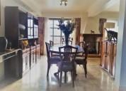 Alquilo casa 312mts2 5 ambientes amoblada