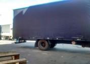 Excelente camion con caja saider para 28 pallets