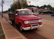 Linda camioneta desoto en venta