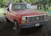 Vendo excelente ford f100 mod.84 sin motor ni caja