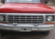 Vendo excelente ford 100 modelo 73 diesel