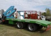 Lindo camion iveco tector /hidrogrua 20tm