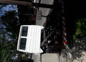 Excelente iveco daily 3510 doble cabina chasis
