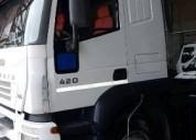 Excelente iveco stralis 420 tractor 4x2. año: 2004.