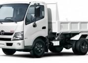 Excelente camión hino 300 modelo 816 super financiación