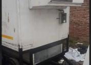 Excelente furgon termico supercongelados
