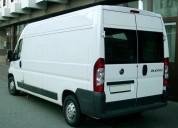 Fiat ducato 2.3 mjet furgón.