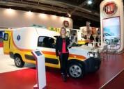 Nueva fiorino ambulancia