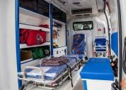 ...nueva ducato ambulancia