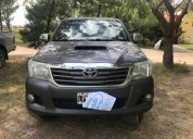 Excelente hilux 4x4 at 2012