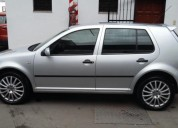 Volkswagen golf 1,6 full 5 p 2006.